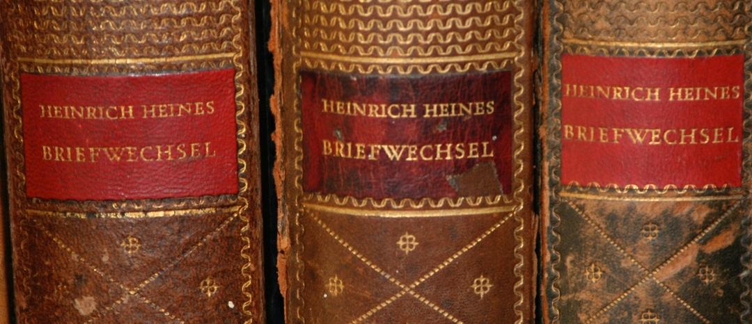 SG #153: Heinrich Heine