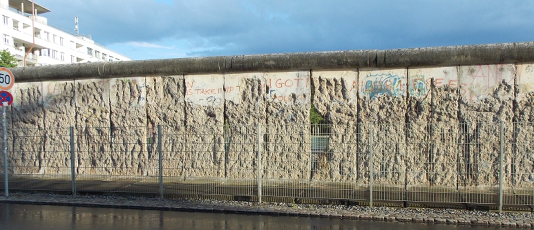 Berliner Mauer / Foto: Albert Braun