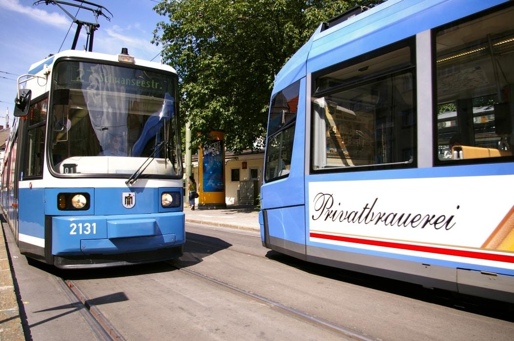 SG #009: Bus und Bahn