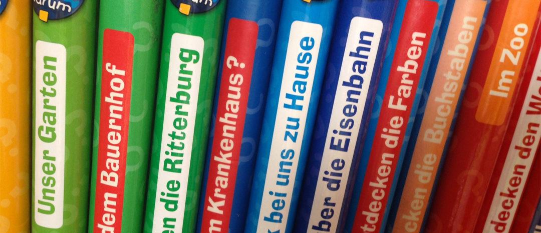 SG #087: Kinderliteratur