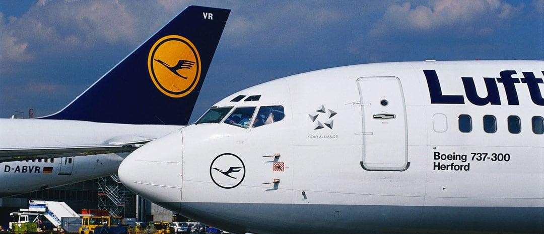 SG #111: Lufthansa