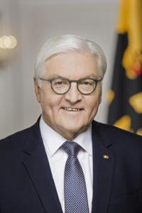 Offizielles Porträt Bundespräsident Frank-Walter Steinmeier / Foto: Bundesregierung/Steffen Kugler