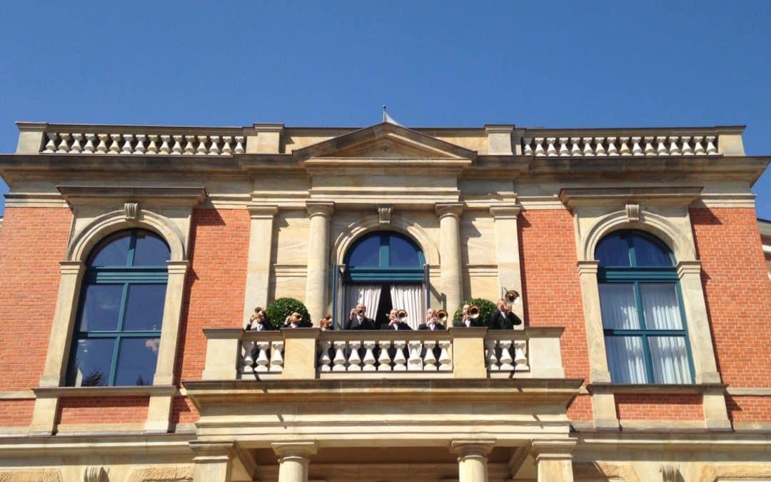 SG #140: Die Bayreuther Festspiele / Wagner-Festspiele