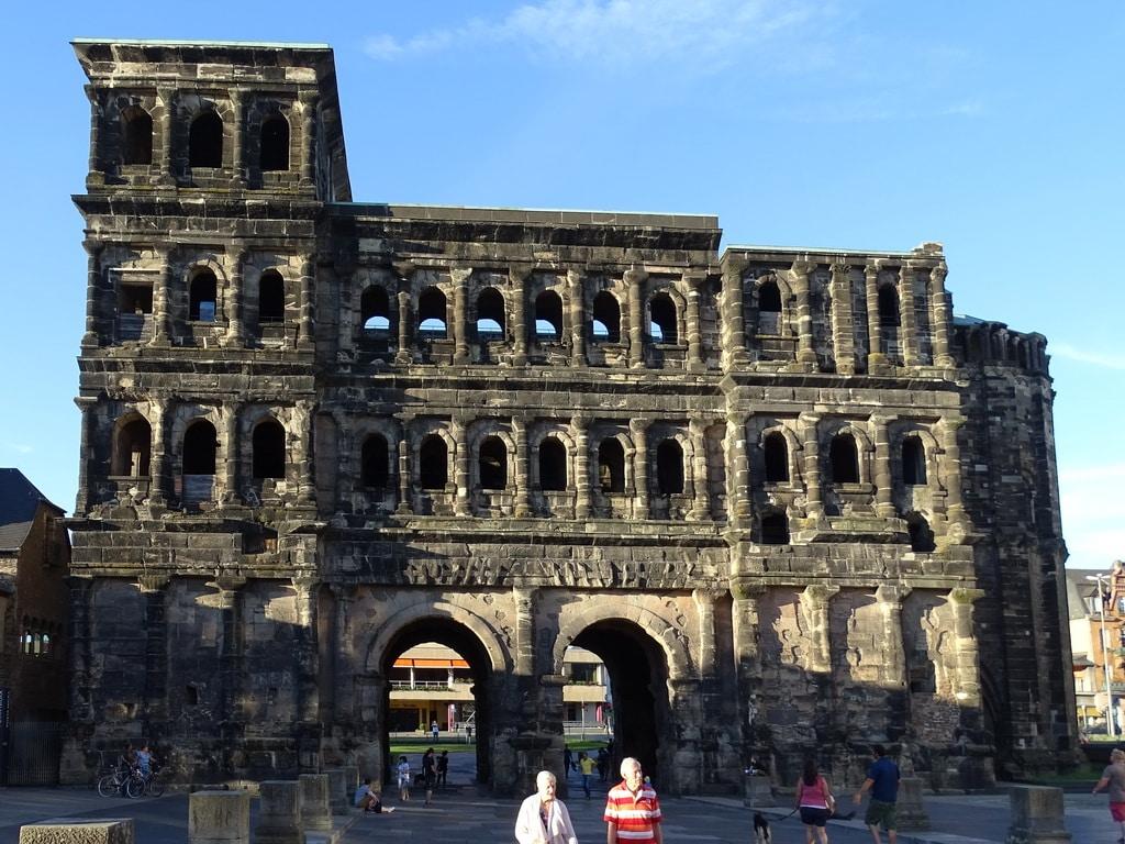 Porta Nigra in Trier / Foto: Albert Braun
