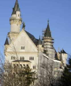 Sehenswürdigkeiten: Schloss Neuschwanstein / Foto: Larissa Vassilian