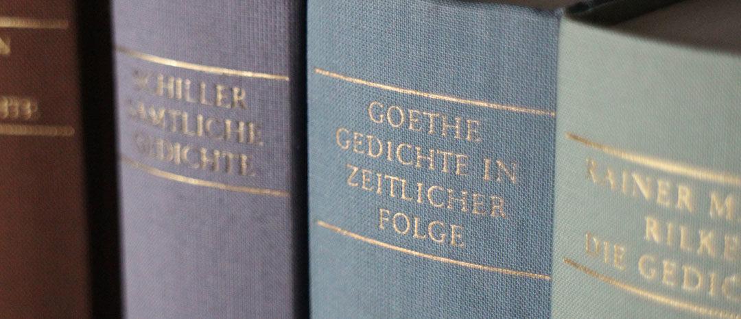 SG #150: Schiller und Goethe