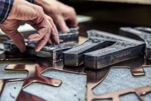 Die Produktion eines Schuhs / Foto: BIRKENSTOCK