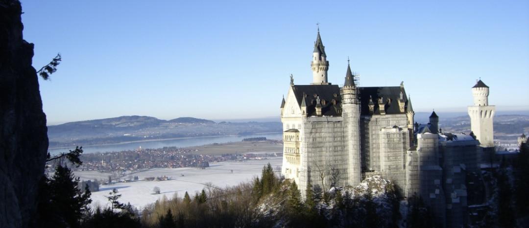 Das Schloss Neuschwanstein – SG #237